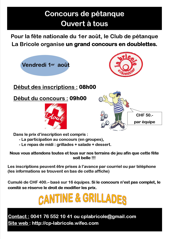 Affiche concours 01.08.2014
